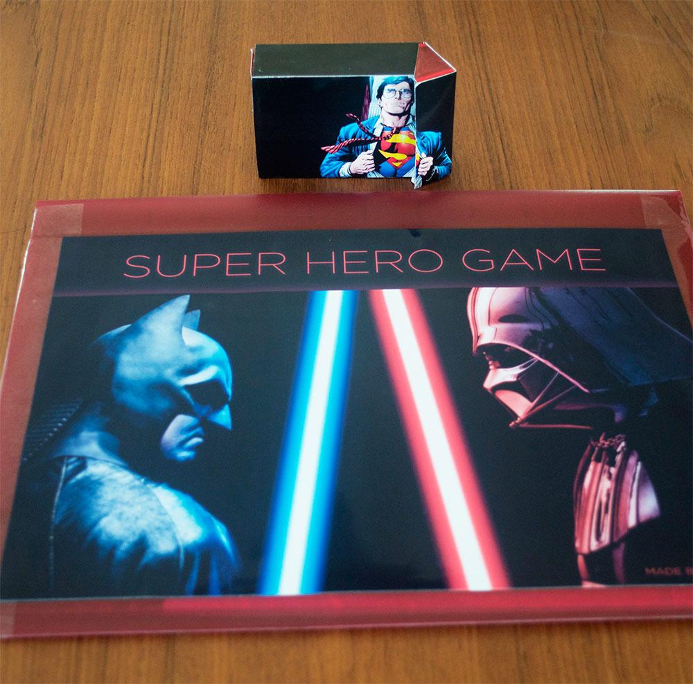 Nye Børnespil - Sådan kan du lave dit eget Super Hero spil til dine RJ-55