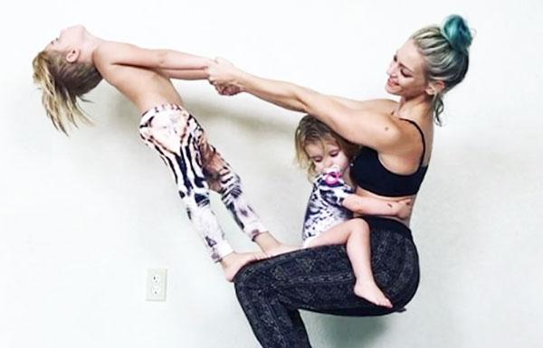 øvelser og genoptræning efter fødsel